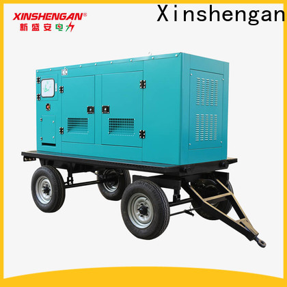 Xinshengan high-quality domestic diesel generator from China for lorry