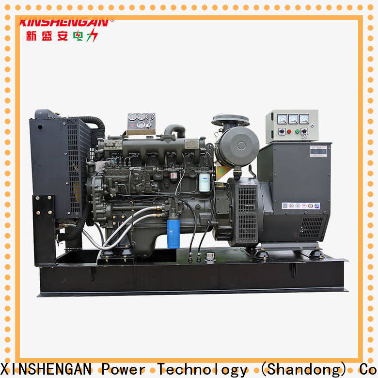 hot-sale diesel power generator set from China for generate electricity