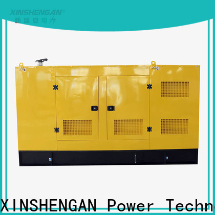Xinshengan reliable diesel generator trailer company for sale