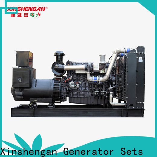 Xinshengan backup diesel generator commercial supplier for vehicle