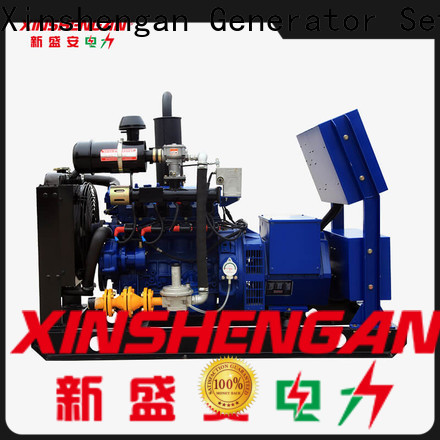 Xinshengan gas power generator from China for truck