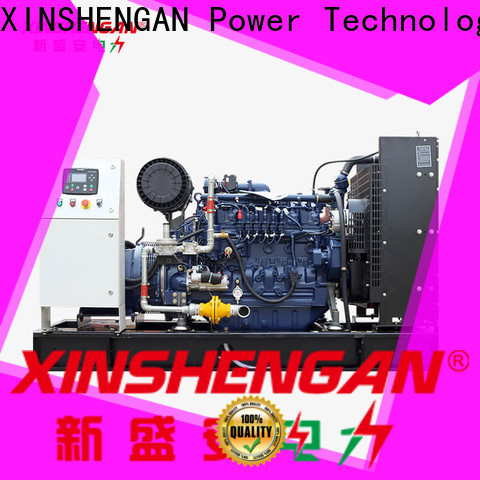 Xinshengan compact gas generator series for generate electricity