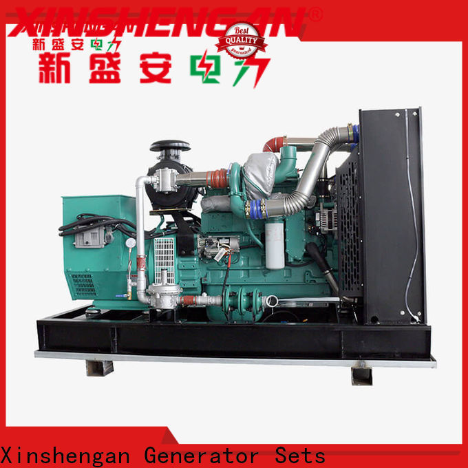 high-quality natural gas powered home generator supplier on sale