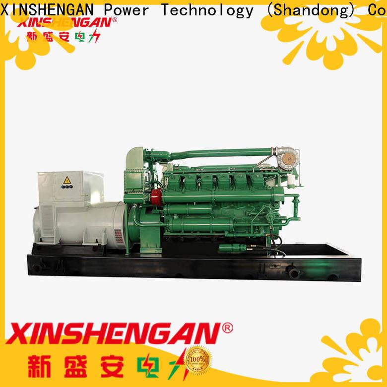 Xinshengan energy-saving LPG generator set factory for machine