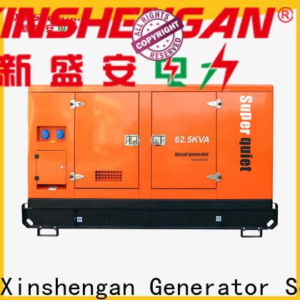 Xinshengan chinese diesel generator with good price for vehicle