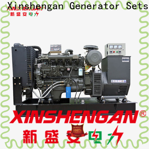 Xinshengan low cost diesel generators supplier for machanical use