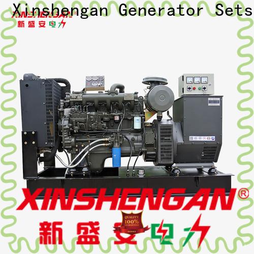 Xinshengan low cost diesel generators supplier for machanical use