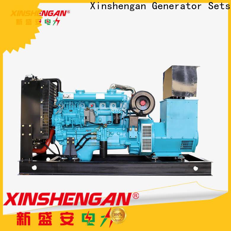 Xinshengan best silent diesel generator best supplier for machanical use