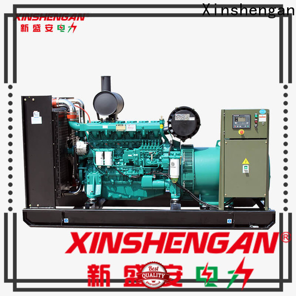 Xinshengan commercial diesel generators best manufacturer for vehicle