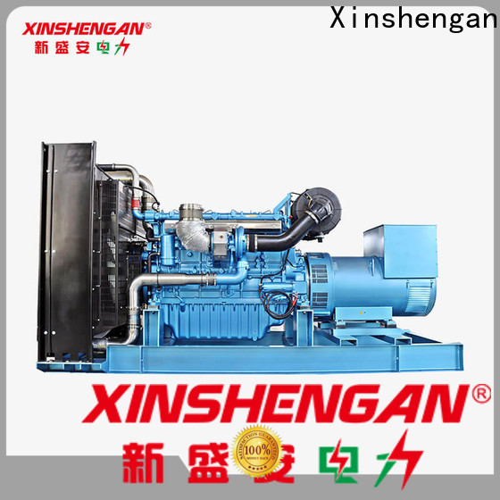 stable industrial diesel generator factory direct supply for machine
