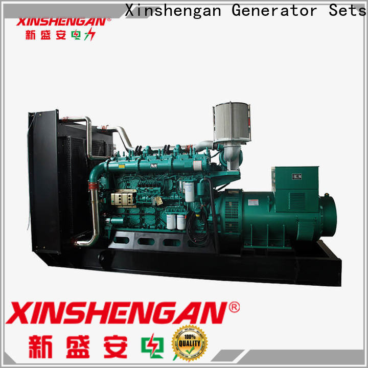 Xinshengan reliable compact diesel generator wholesale for truck