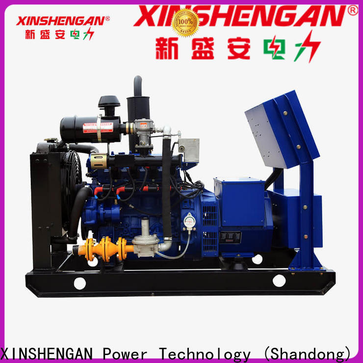 Xinshengan hot selling electric generating sets supply for vehicle