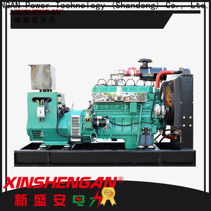 factory price gas power generator supplier for sale