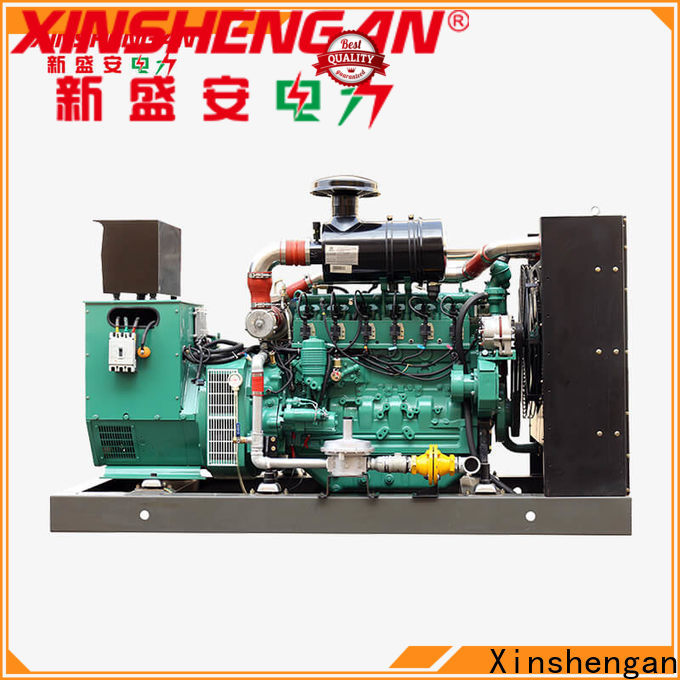 factory price automatic gas generator from China for truck