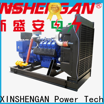 Xinshengan durable gas power generator directly sale for generate electricity