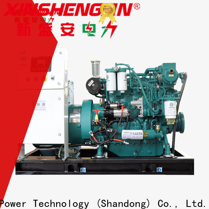 quality diesel generator power plant suppliers for van