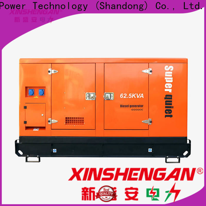 Xinshengan stable 1000 kw diesel generator supply for lorry