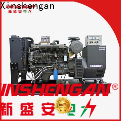 Xinshengan best price chinese diesel generator suppliers for generate electricity