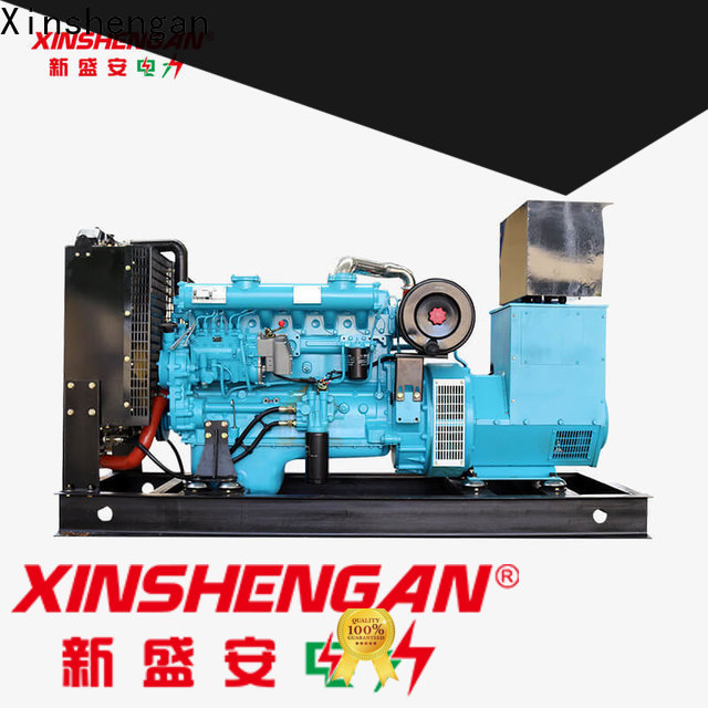 Xinshengan top 250kw diesel generator directly sale for machanical use