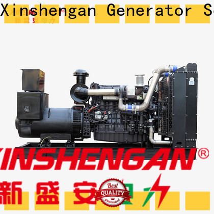 Xinshengan new industrial genset best manufacturer for machanical use