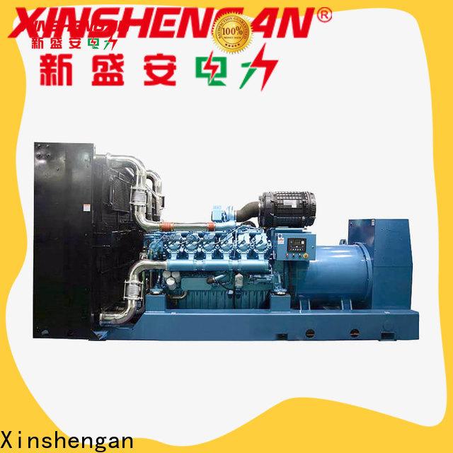 new silent running diesel generators best supplier for generate electricity