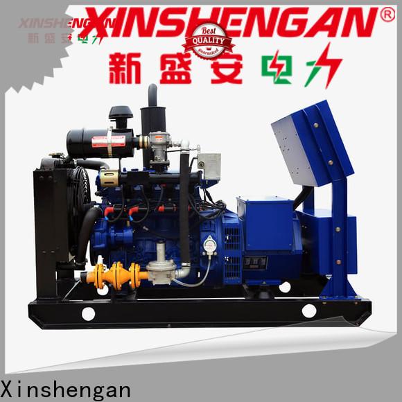 Xinshengan best standby generators natural gas series on sale
