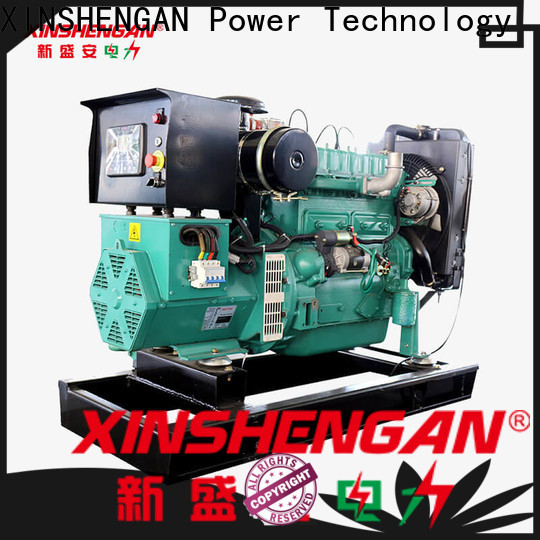 Xinshengan high-quality gas powered electric generator company for van