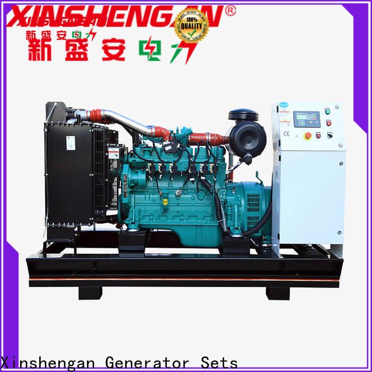 Xinshengan energy-saving 200 kw natural gas generator best supplier for vehicle