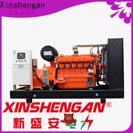 Xinshengan gas powered generator for home supply for power