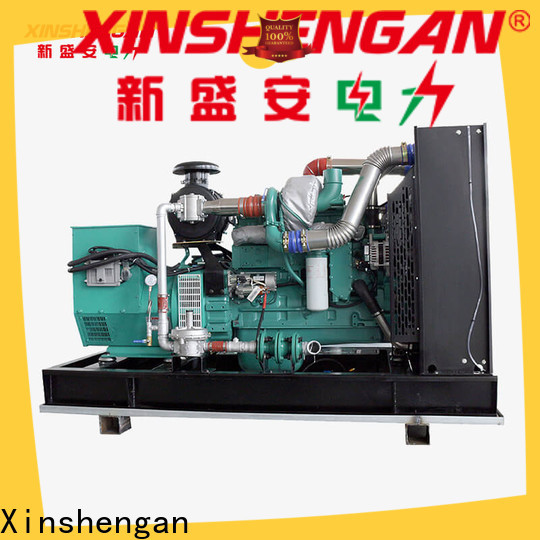 Xinshengan gas powered backup generator with good price for truck