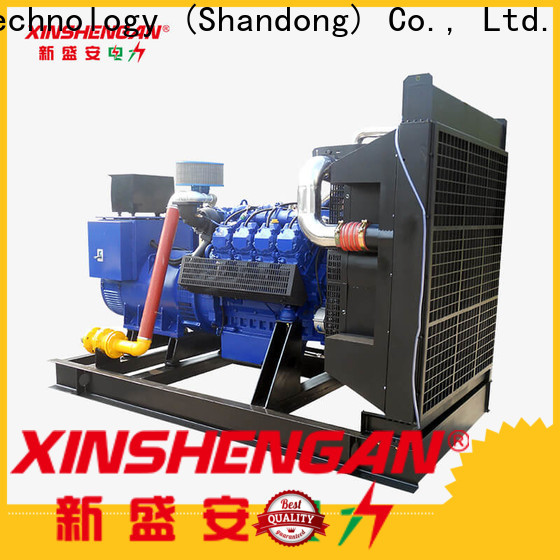 Xinshengan electric generators gas powered suppliers for lorry
