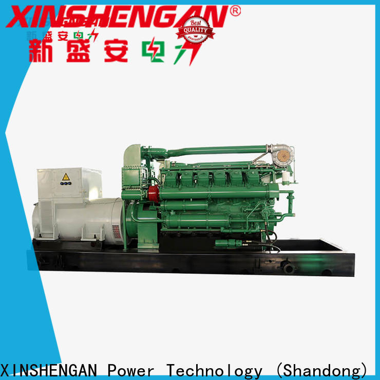 Xinshengan natural gas powered backup generator manufacturer for truck