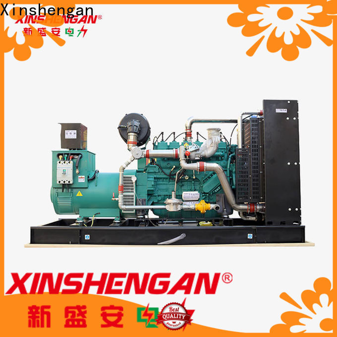 Xinshengan best price natural gas fueled generator company for truck