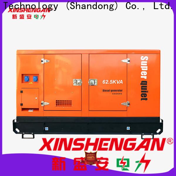 Xinshengan genset diesel generator company for sale