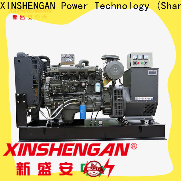 high-quality diesel consumption for 1000 kva generator with good price for van