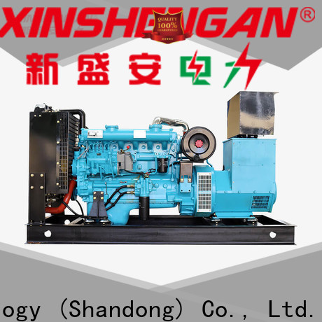 Xinshengan energy-saving low cost diesel generators wholesale for power