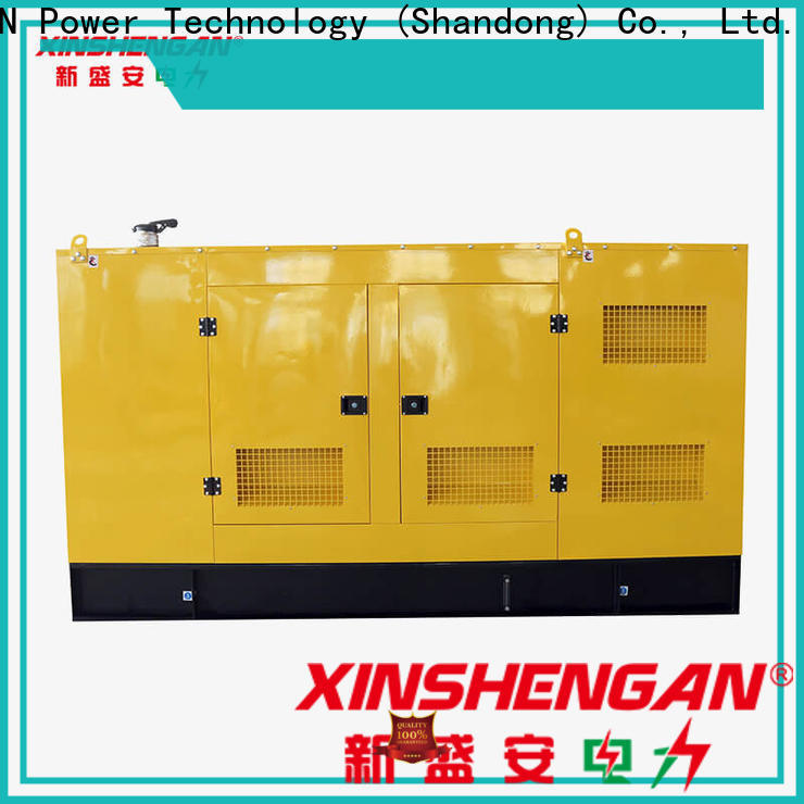 Xinshengan new diesel genset factory direct supply for lorry