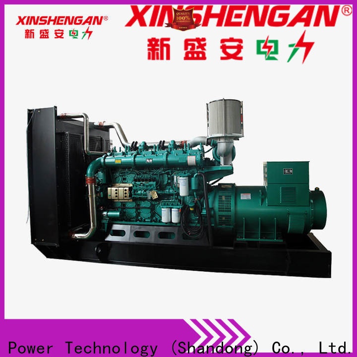 Xinshengan stable diesel consumption for 1000 kva generator best manufacturer for vehicle
