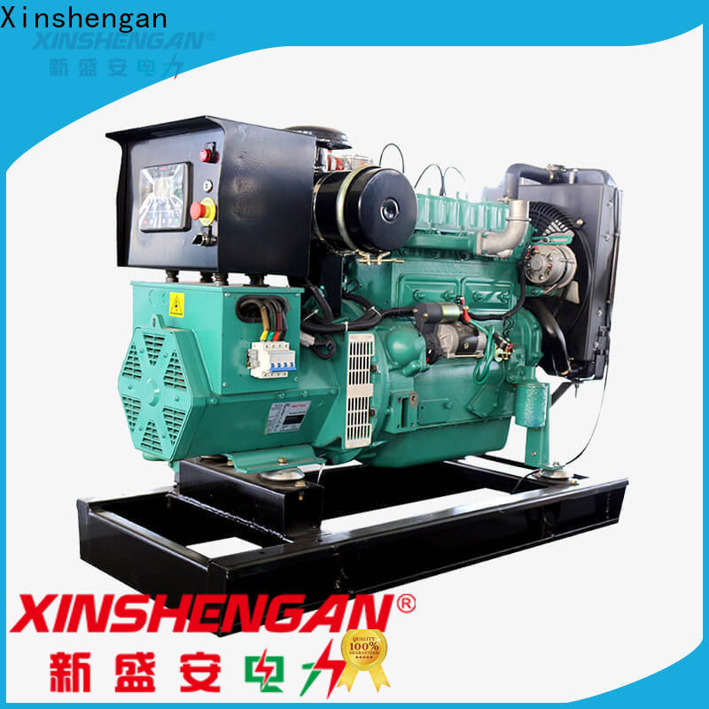 durable industrial gas generator factory direct supply for vehicle
