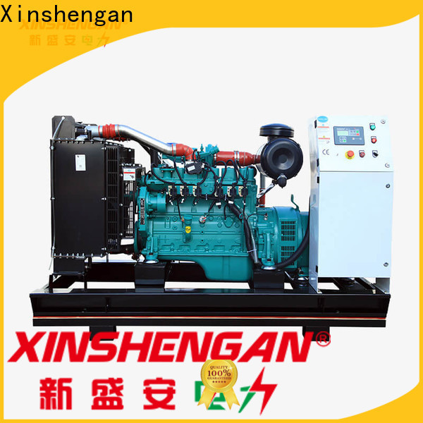 Xinshengan gas power generator factory direct supply for machine