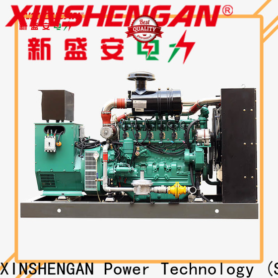 Xinshengan gas standby generators for home from China for machanical use
