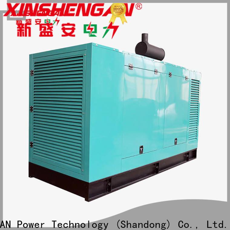 Xinshengan factory price best gas powered generator manufacturer for van