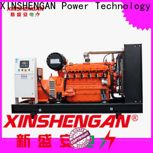 Xinshengan hot selling most efficient natural gas generator with good price for power