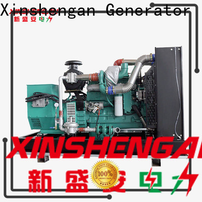 Xinshengan cost-effective natural gas powered generators for home use factory direct supply for vehicle