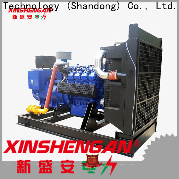 Xinshengan gas generator engine factory direct supply for machanical use