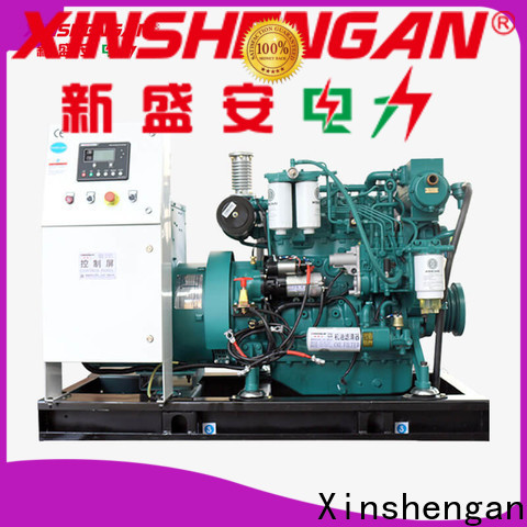 Xinshengan best value diesel generator silent factory for lorry