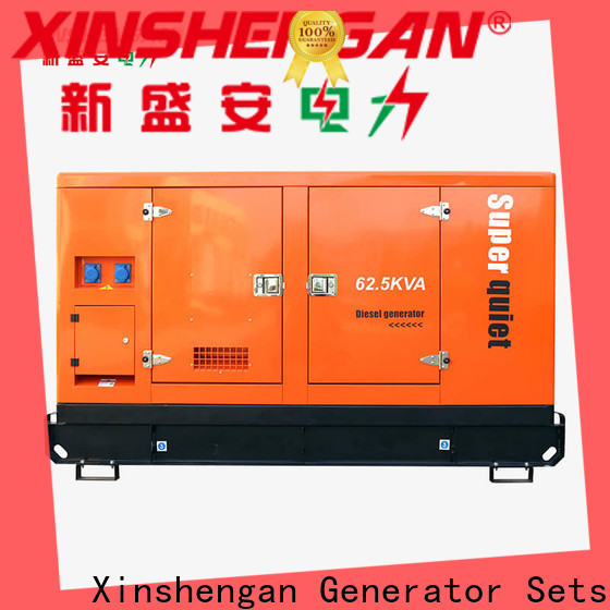 Xinshengan 500kw diesel generator inquire now for van