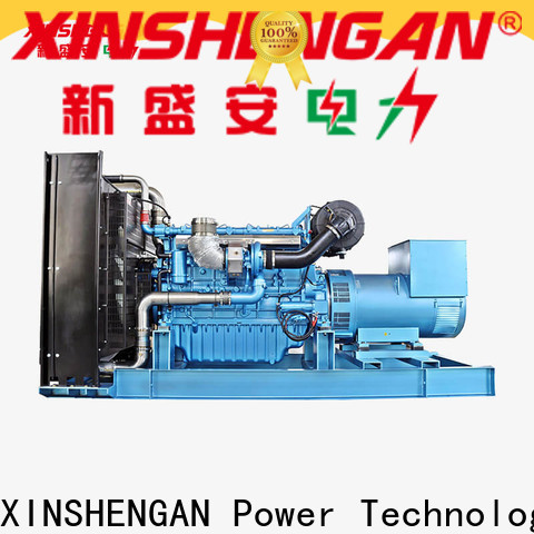 Xinshengan top 1000 kw diesel generator suppliers for vehicle