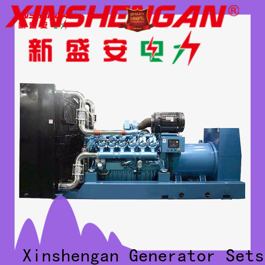 Xinshengan latest diesel generator set wholesale for sale
