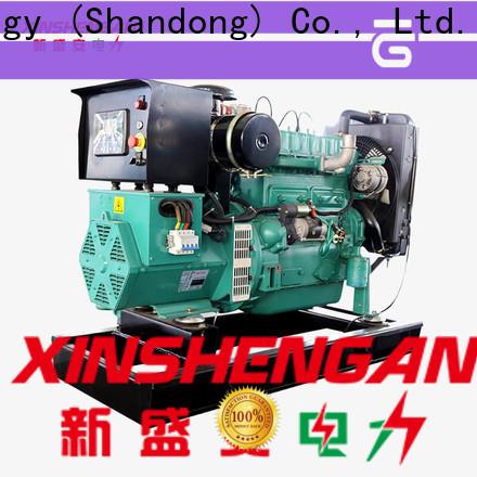 Xinshengan best value diesel gas generator factory for van